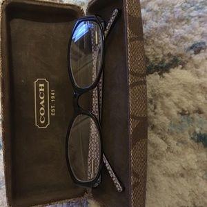Accessories - Authentic Coach reading glasses